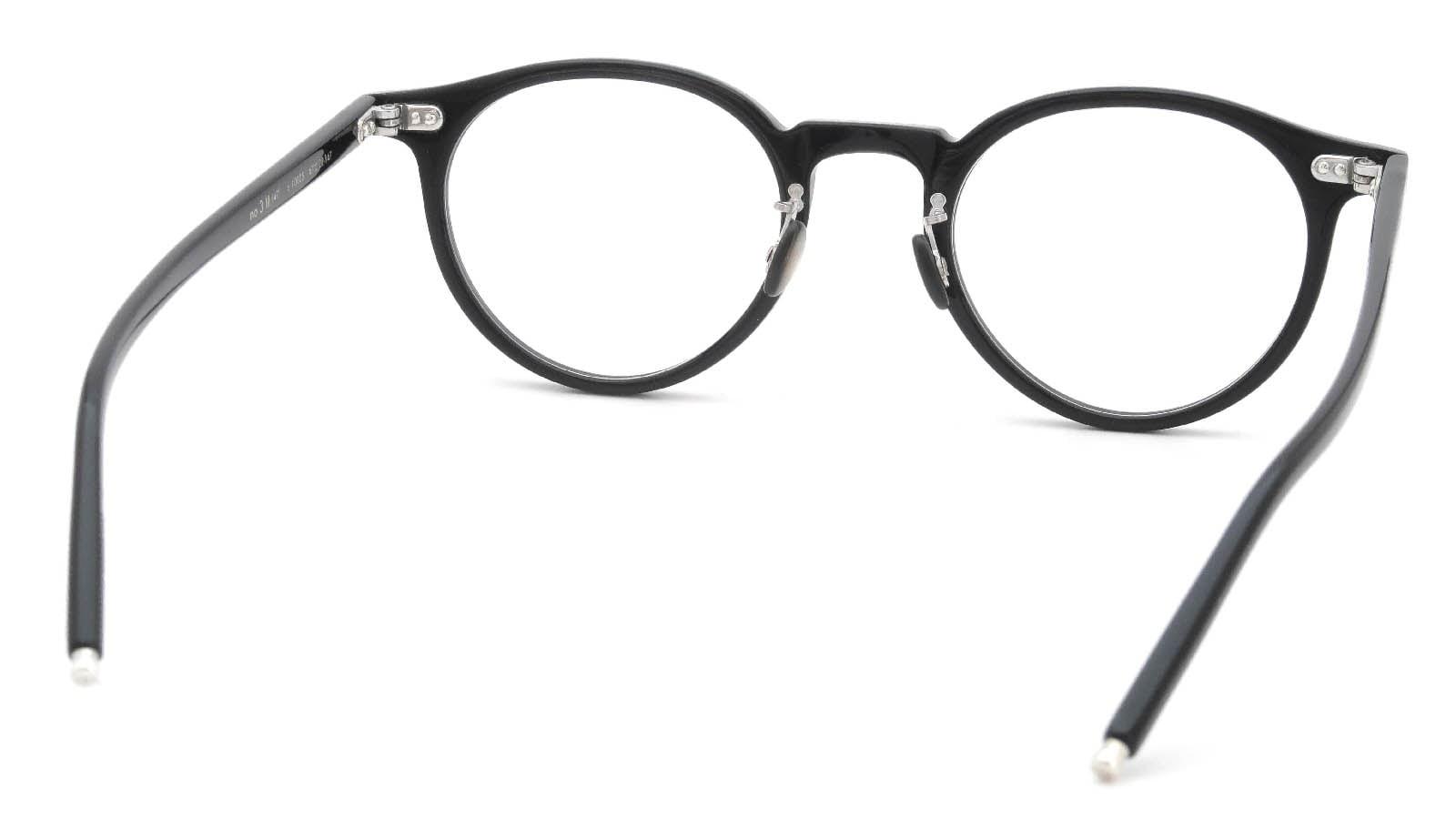 10 eyevan NO.3 Ⅲ 47size  c.1002S Black 7
