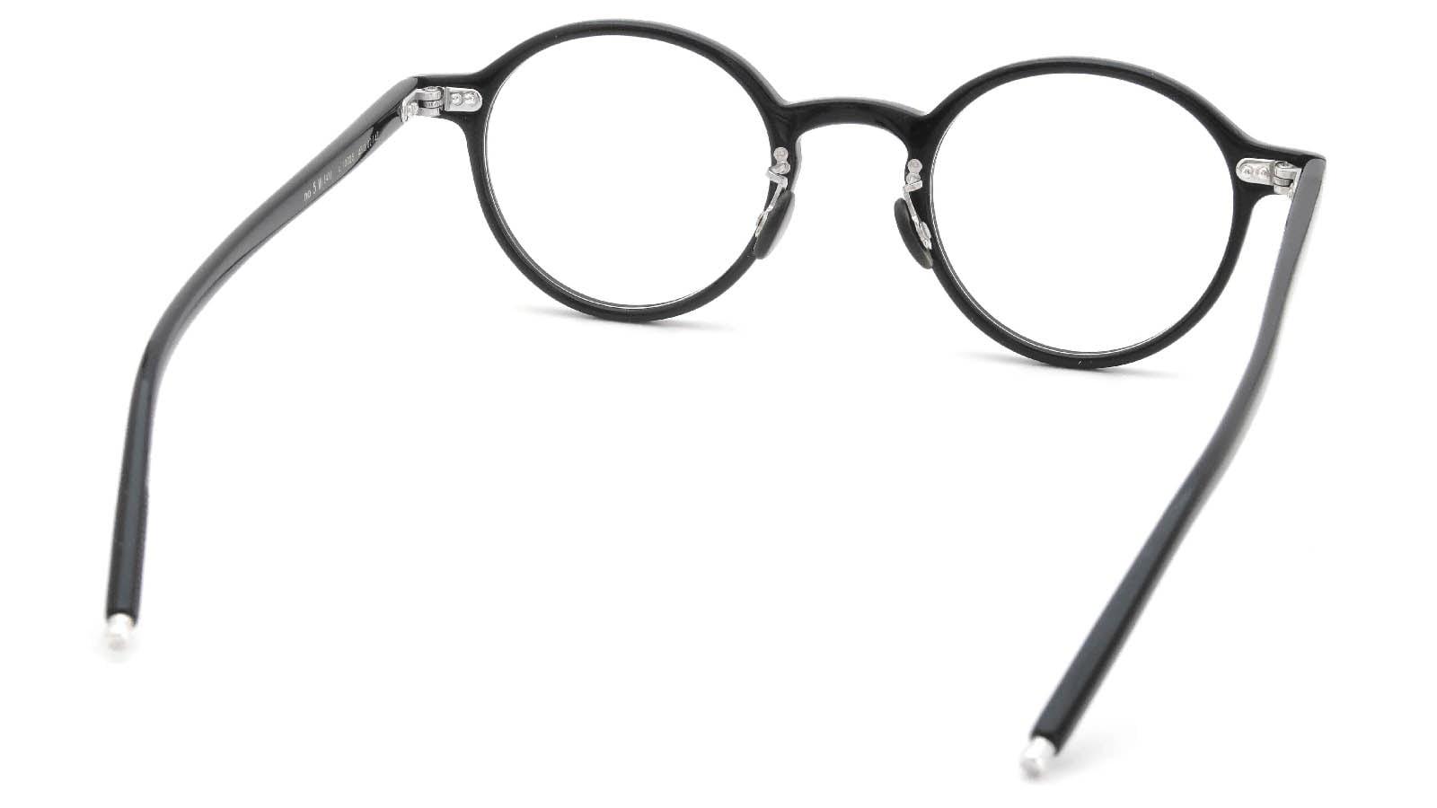 10 eyevan NO.5 Ⅲ 43size  c.1002S Black 7