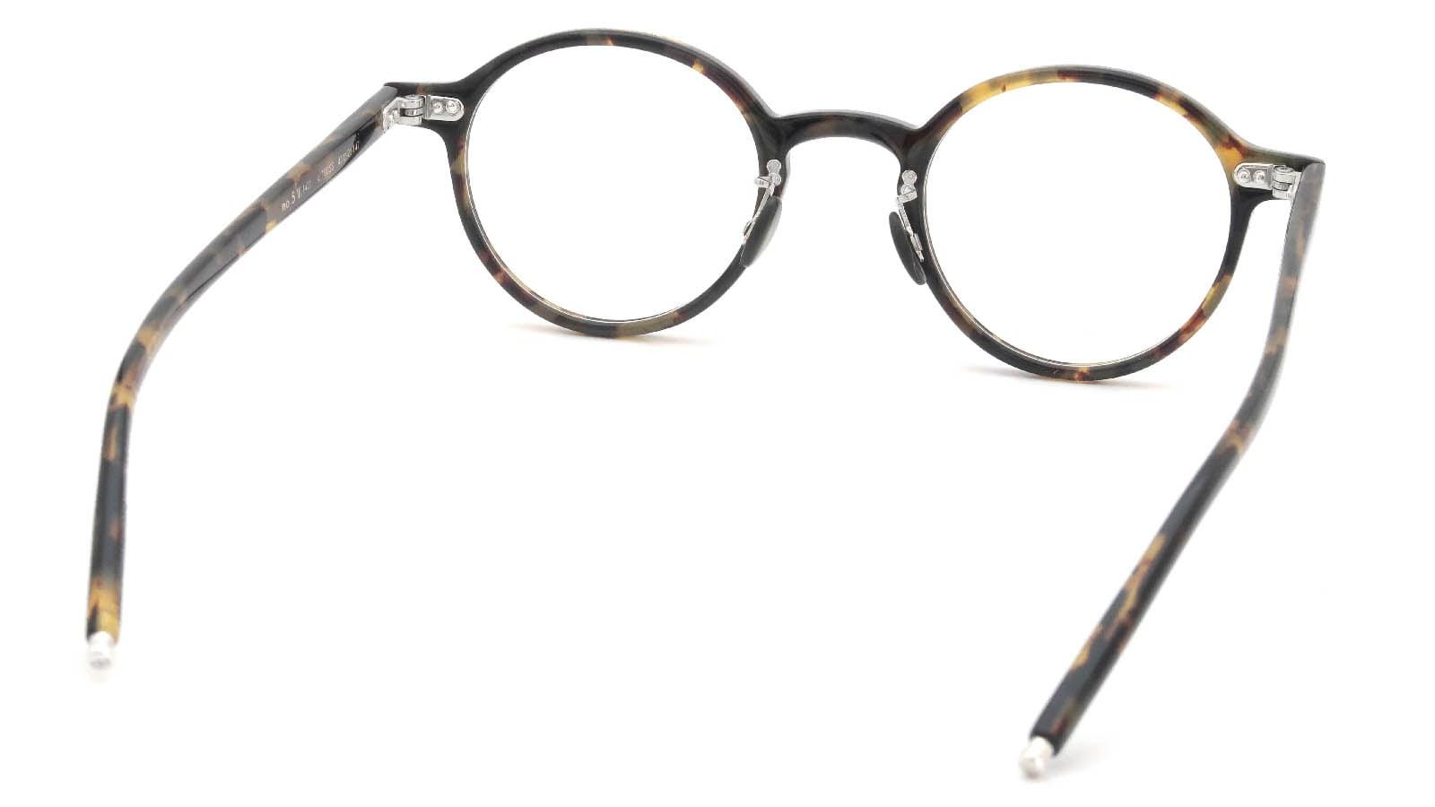10 eyevan NO.5 Ⅲ 43size  c.1005S Havana 7