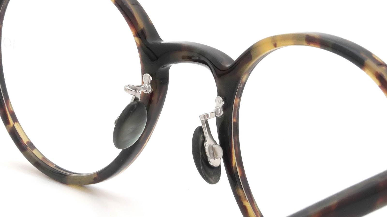 10 eyevan NO.5 Ⅲ 43size  c.1005S Havana 8