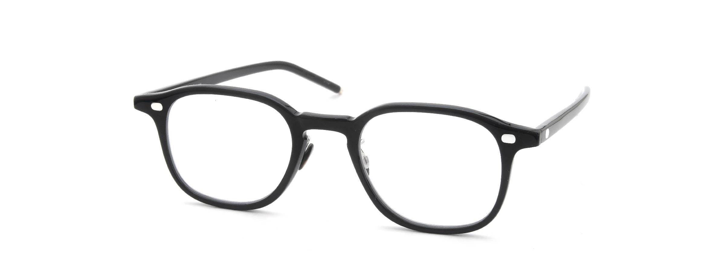 10 eyevan NO.7 Ⅲ 47size  c.1002S Black