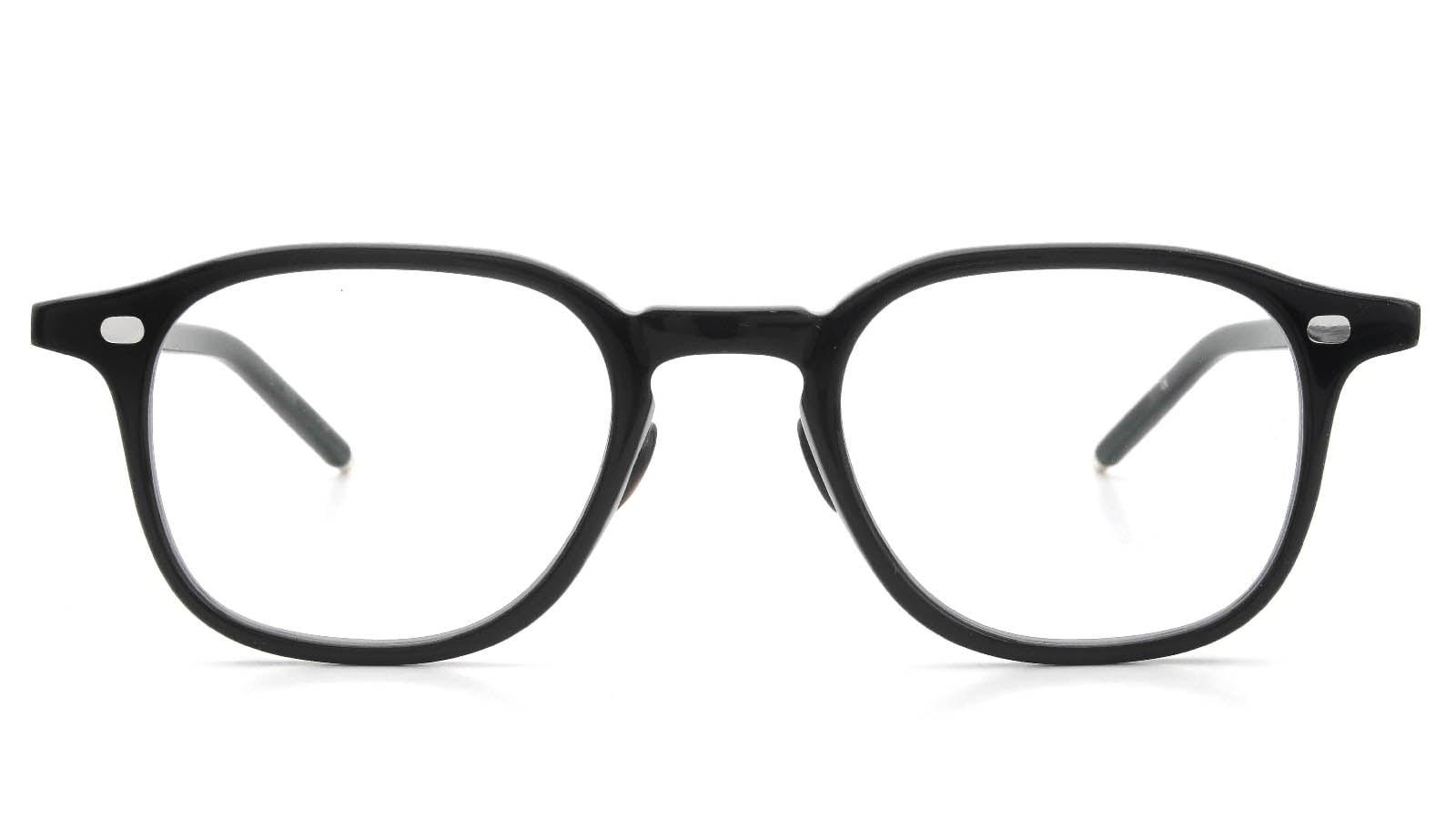 10 eyevan NO.7 Ⅲ 47size  c.1002S Black 2
