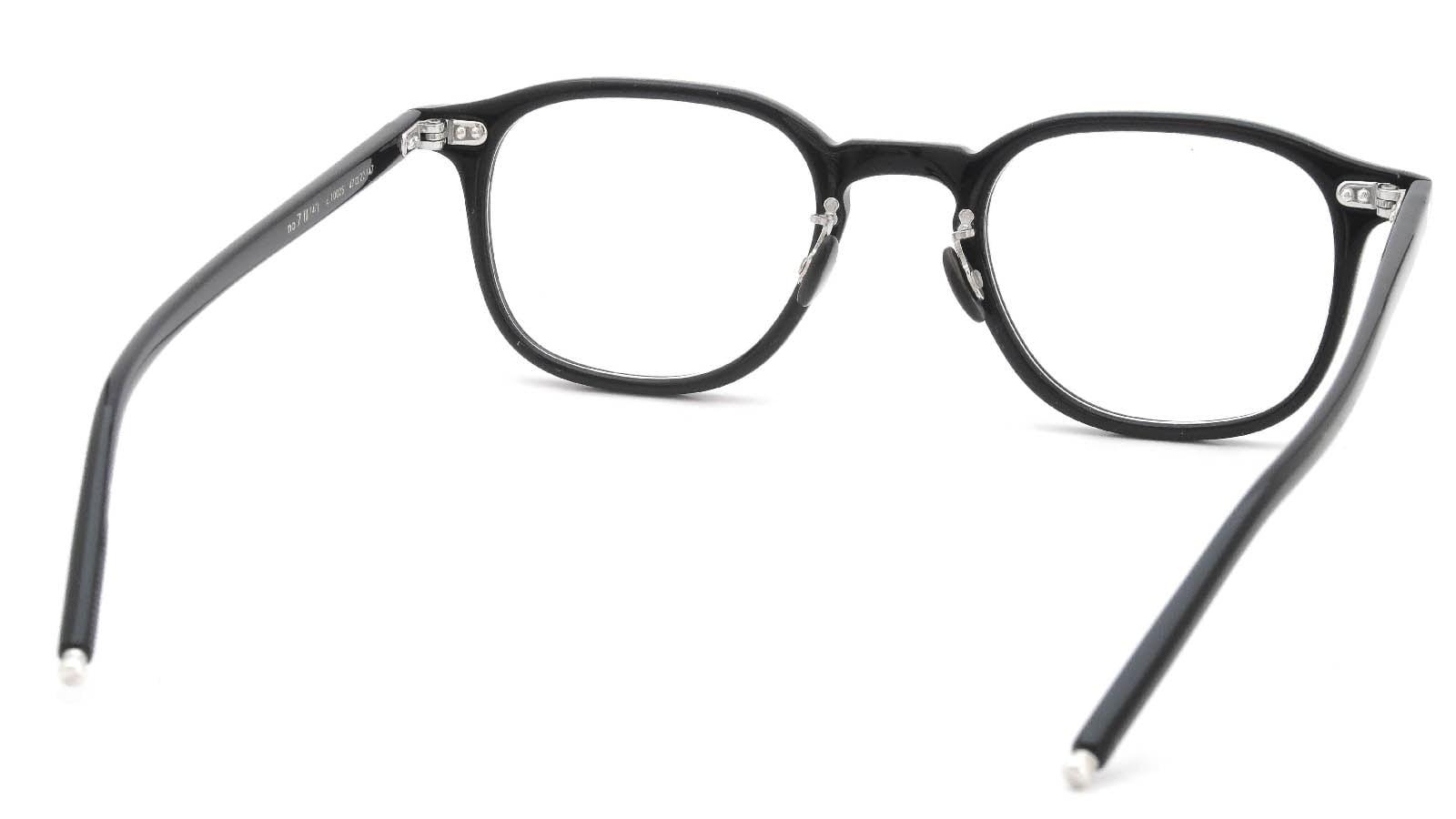 10 eyevan NO.7 Ⅲ 47size  c.1002S Black 7