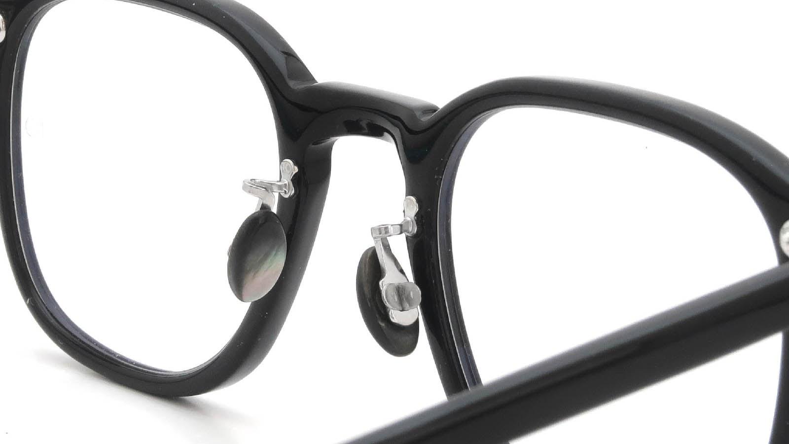 10 eyevan NO.7 Ⅲ 47size  c.1002S Black 8