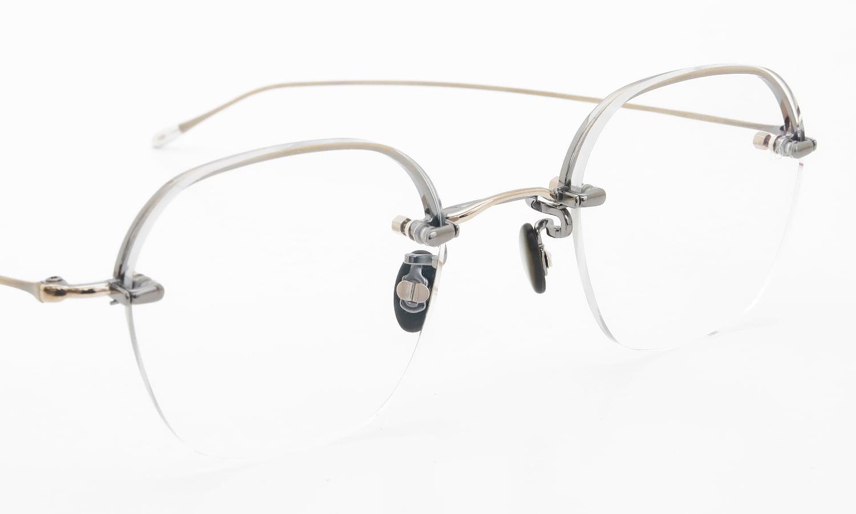 10 eyevan NO.2 Ⅱ 4S-CL OldGold 6