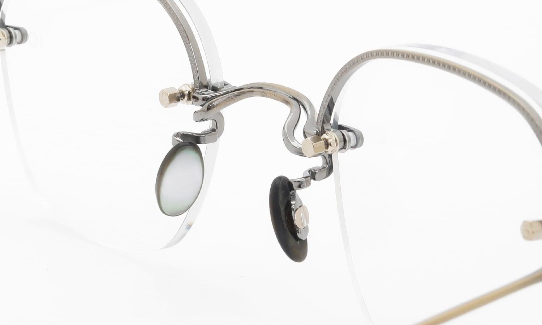 10 eyevan NO.2 Ⅱ 4S-CL OldGold 8