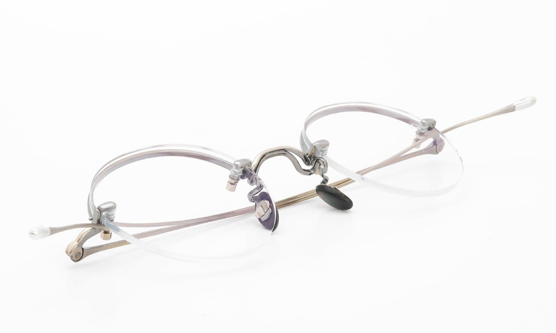 10 eyevan NO.5 Ⅱ 43 4S-CL OldGold 13