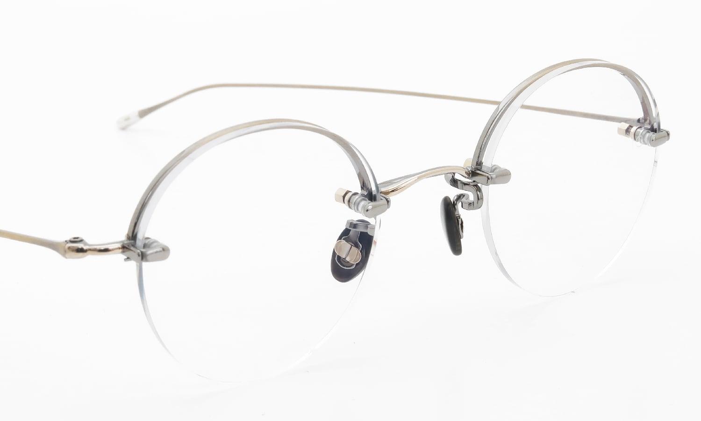 10 eyevan NO.5 Ⅱ 43 4S-CL OldGold 6
