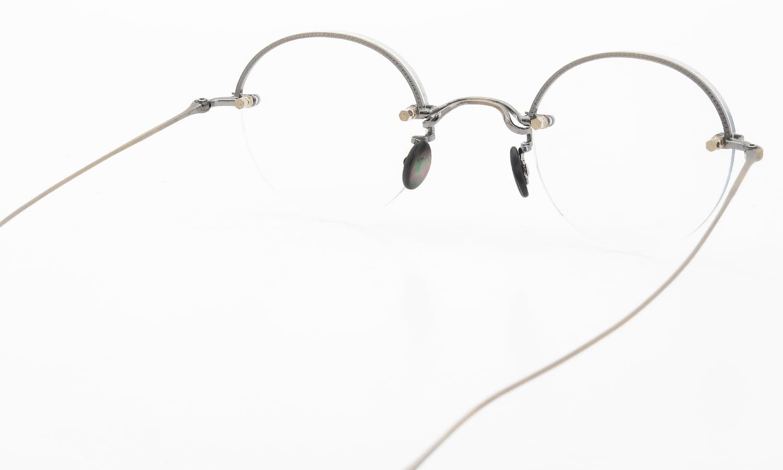 10 eyevan NO.5 Ⅱ 43 4S-CL OldGold 7