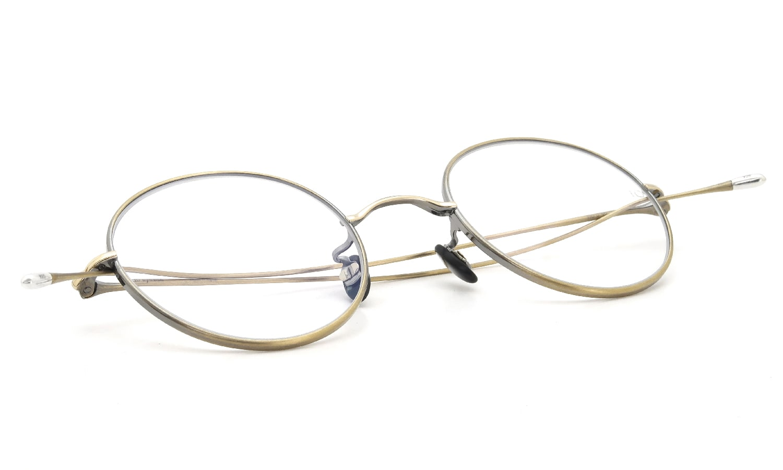 10 eyevan NO.5 46 4S-CL OldGold 12