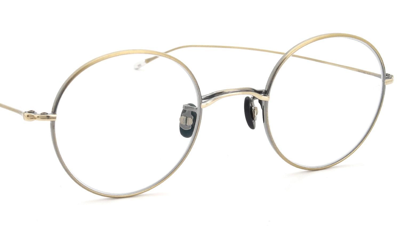 10 eyevan NO.5 46 4S-CL OldGold 6
