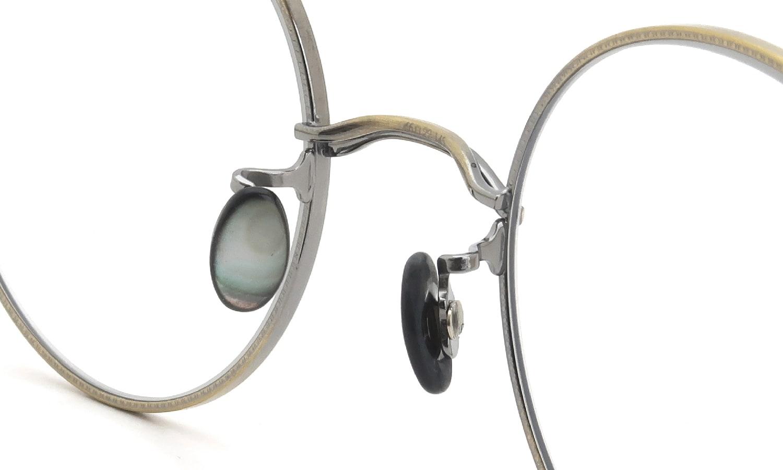 10 eyevan NO.5 46 4S-CL OldGold 8