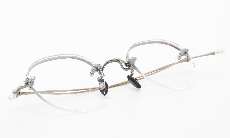 10 eyevan NO.6 Ⅱ 44 4S-CL OldGold 13
