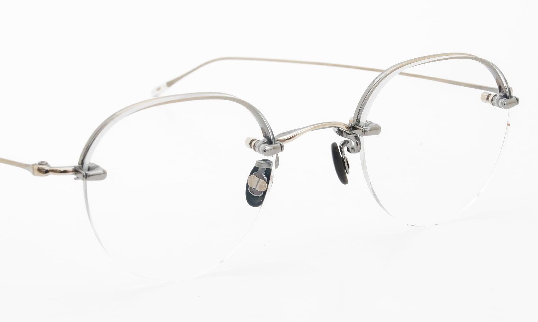 10 eyevan NO.6 Ⅱ 44 4S-CL OldGold 6