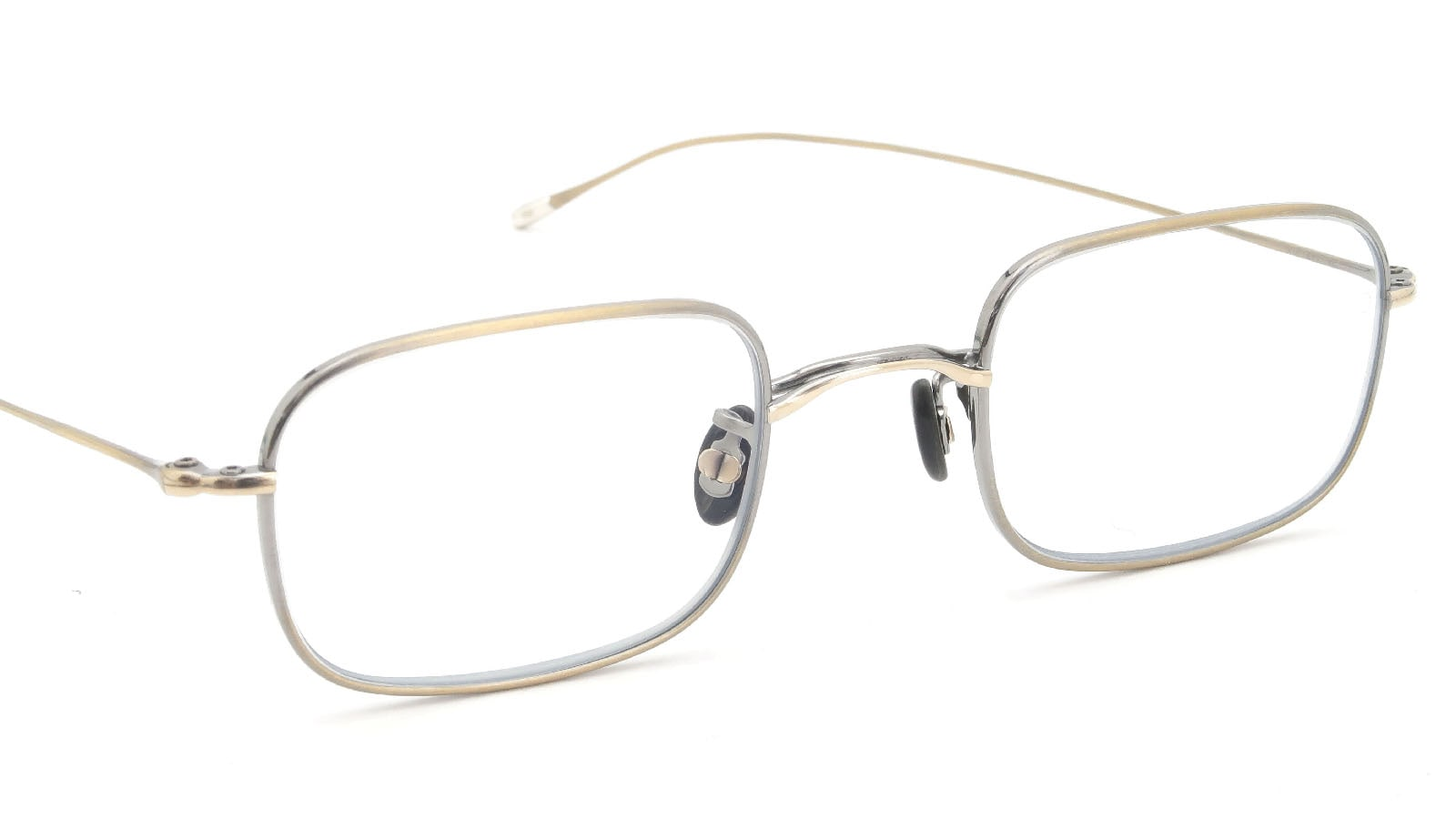 10 eyevan NO.8 47size 4S-CL Antique Gold 6