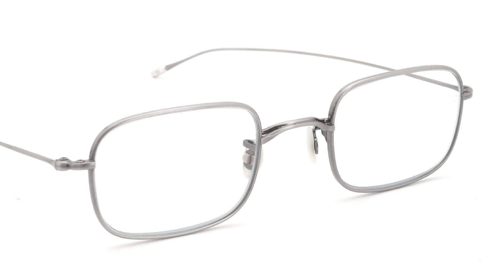 10 eyevan NO.8 47size 5S-CL Real Pewter 6