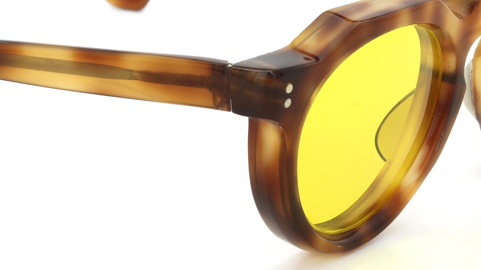 Lesca レスカ vintage Crowne-PantoLight-Havana 8mm (v5) 5