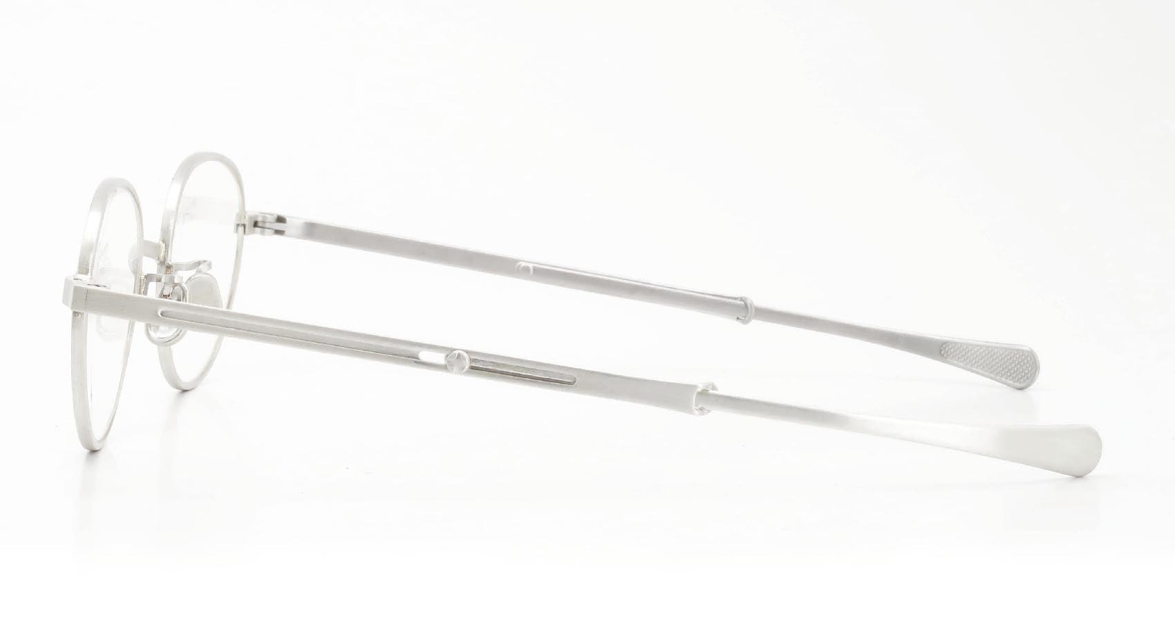 GERNOT LINDNER メガネ GL200 mod.208 col.SNS without-coating Adjustable-temple