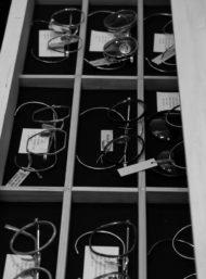 1930s〜1940sのヴィンテージメタルフレームが充実してきました。