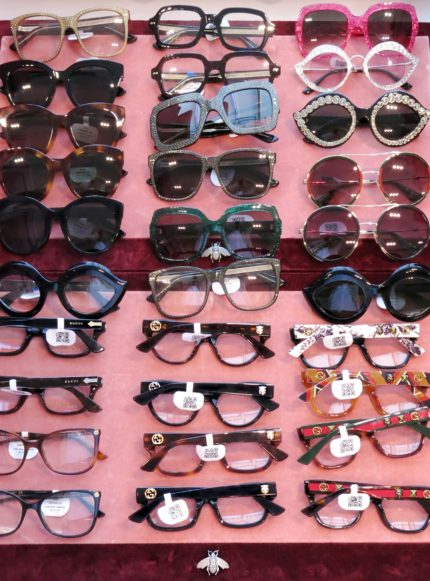 アレッサンドロ・ミケーレによる新生GUCCIのメガネ・サングラス