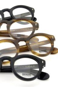 メガネにサングラスに。肉厚で少しボーイッシュな雰囲気が魅力のMOSCOT KEPPE