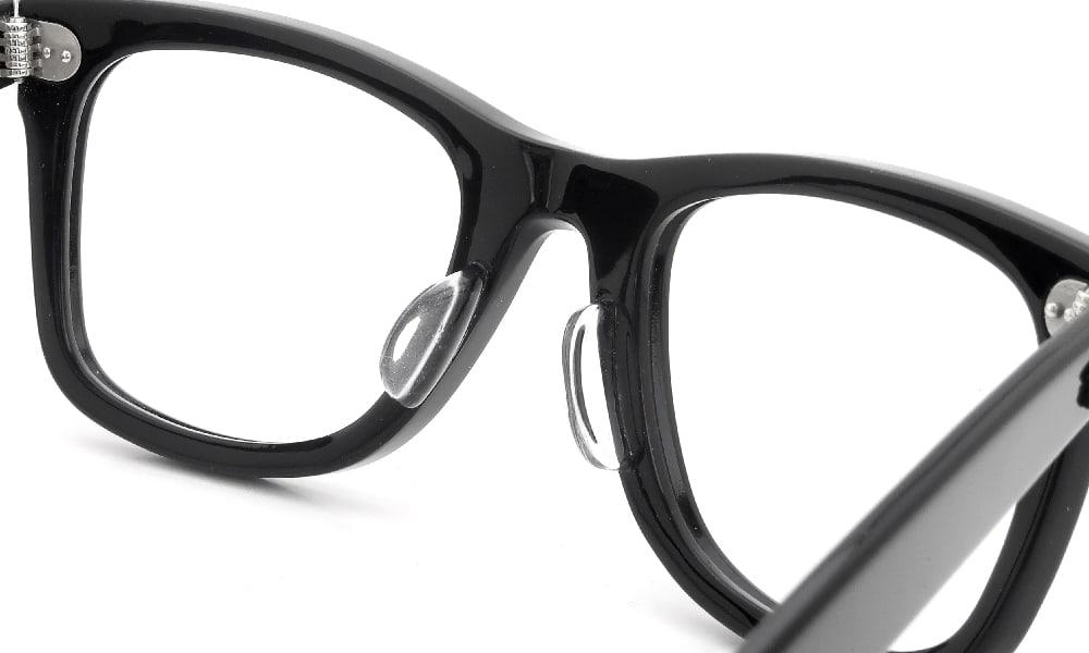 眼鏡の鼻あて・パット交換 RayBan RB5121F 2000 後