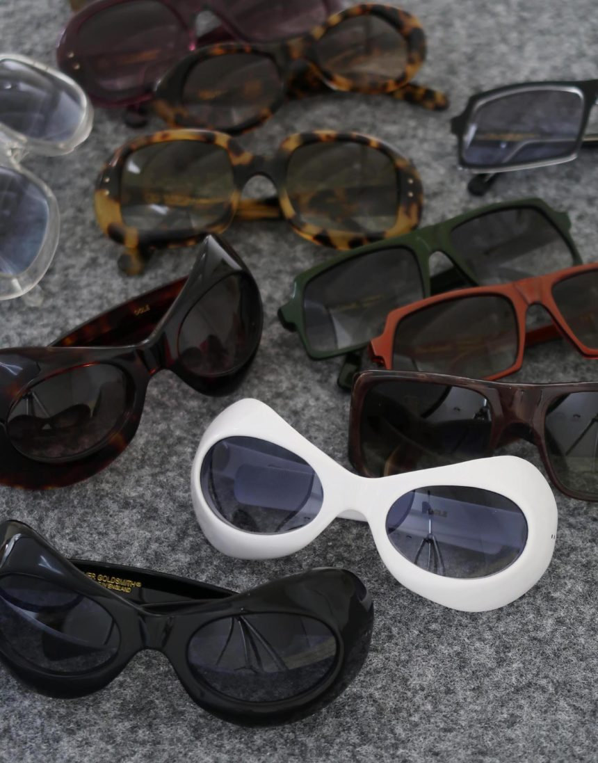 OLIVER GOLDSMITH Archive /HANDMADE IN ENGLAND