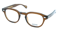 MOSCOT ORIGINALS LEMTOSH 46size Brown image