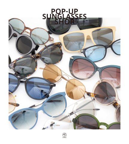 伊勢丹浦和店にてポンメガネのポップアップショップをオープン