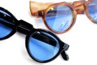 Lesca / Blue-Lens with Vintage-Panto