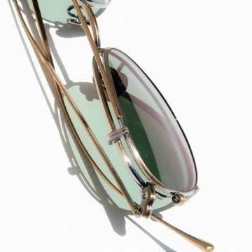 EYEVAN7285/mod.158 × Clipon-Sunglass