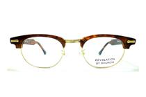 シュロン SHURON REVELATION(Tortoise/Gold)48-20 通販