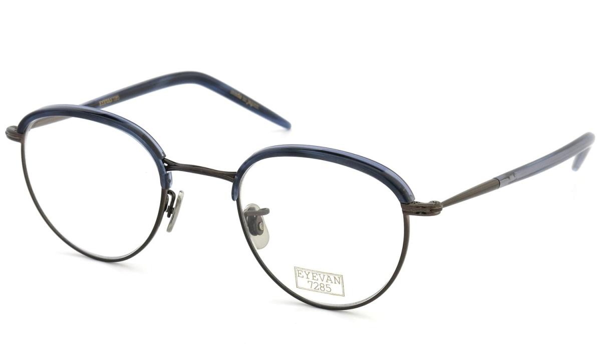 EYEVAN 7285 メガネ 550 C.2023 [7th]