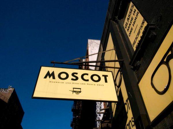 MOSCOT new design
