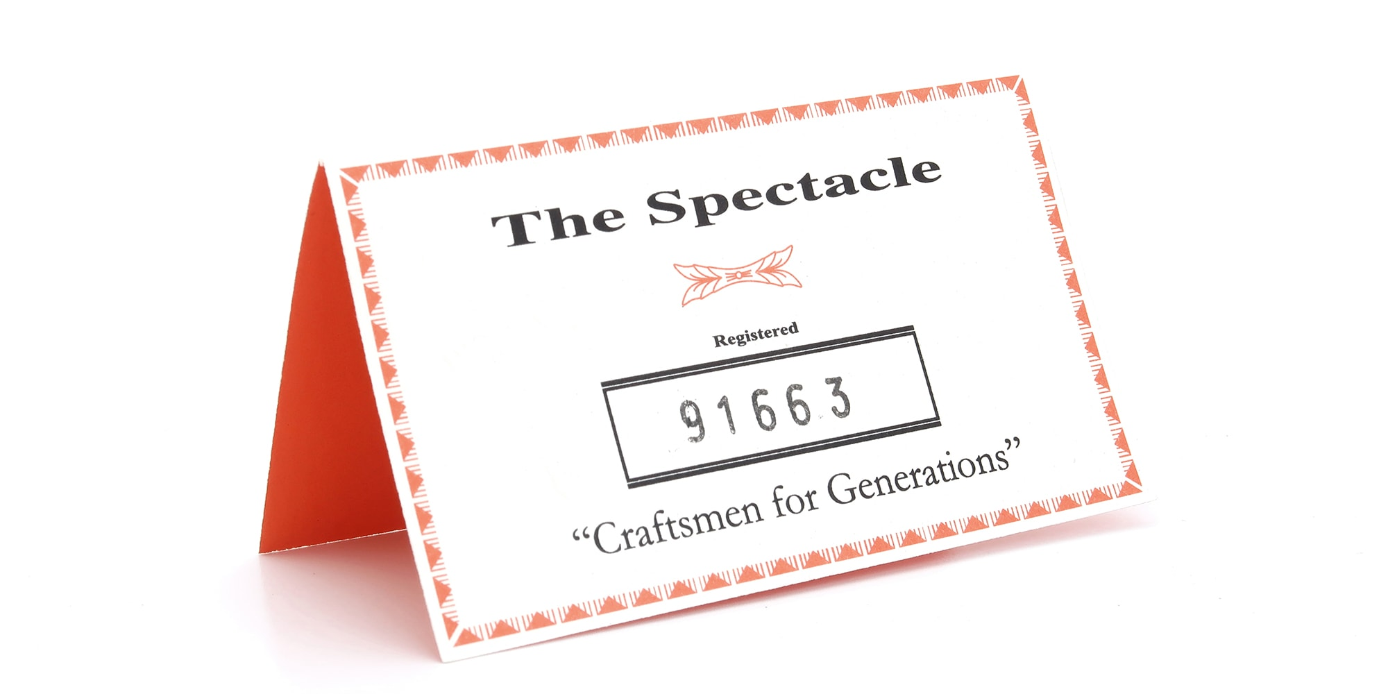 The Spectacle メガネ 1930s-40s American Optical Full-Frame Ful-Vue P-5 WG イメージ7