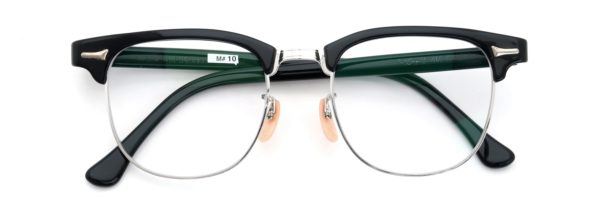 1950s-60s Artcraft Optical Combination Black/WG 48-20