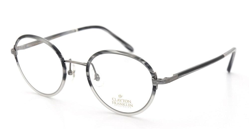 CLAYTON FRANKLIN メガネ 618 MGRH