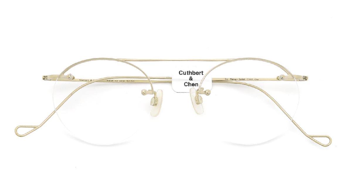 CUTHBERT&CHEN Bar P-6 Ion Plating Gold-M 47-22