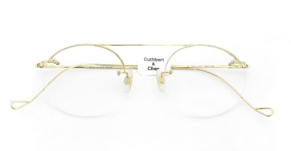 CUTHBERT&CHEN Bar P-6 Ion Plating Gold 47-22
