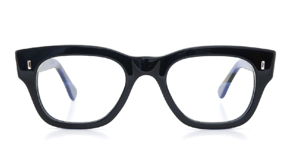 CUTLER AND GROSS 0772 BLUE-ON-BLACK
