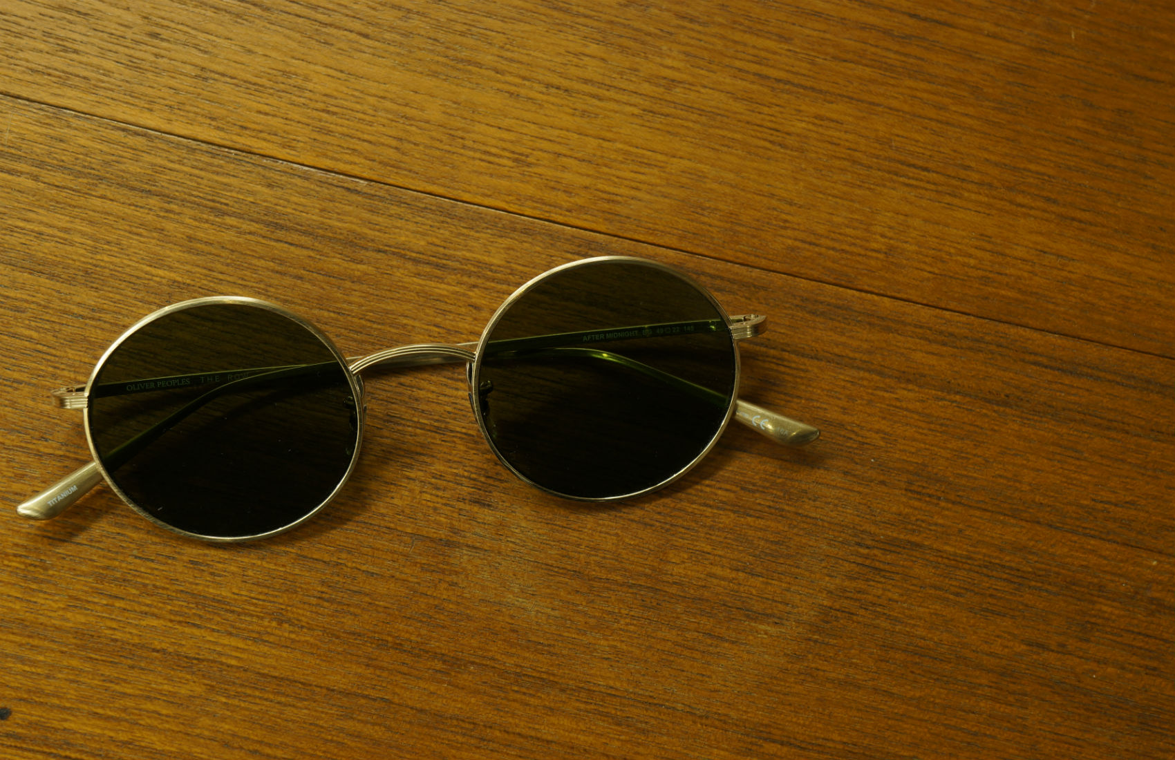 OLIVER PEOPLES × THE LOW 『AFTER MIDNIGHT』