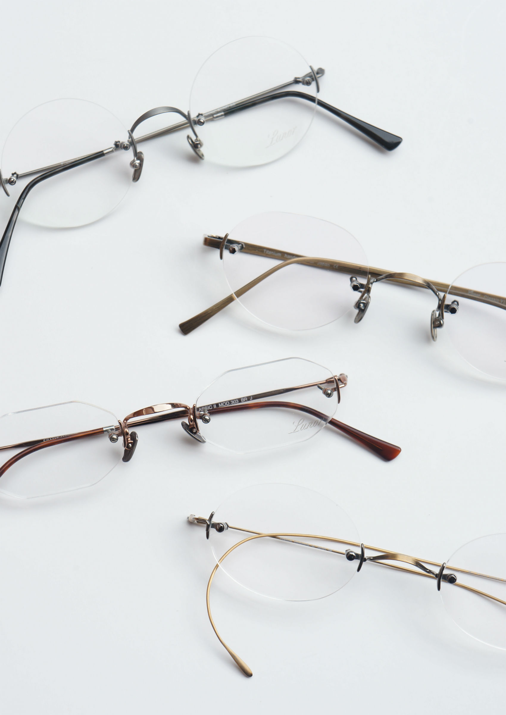 Lunor Rimless