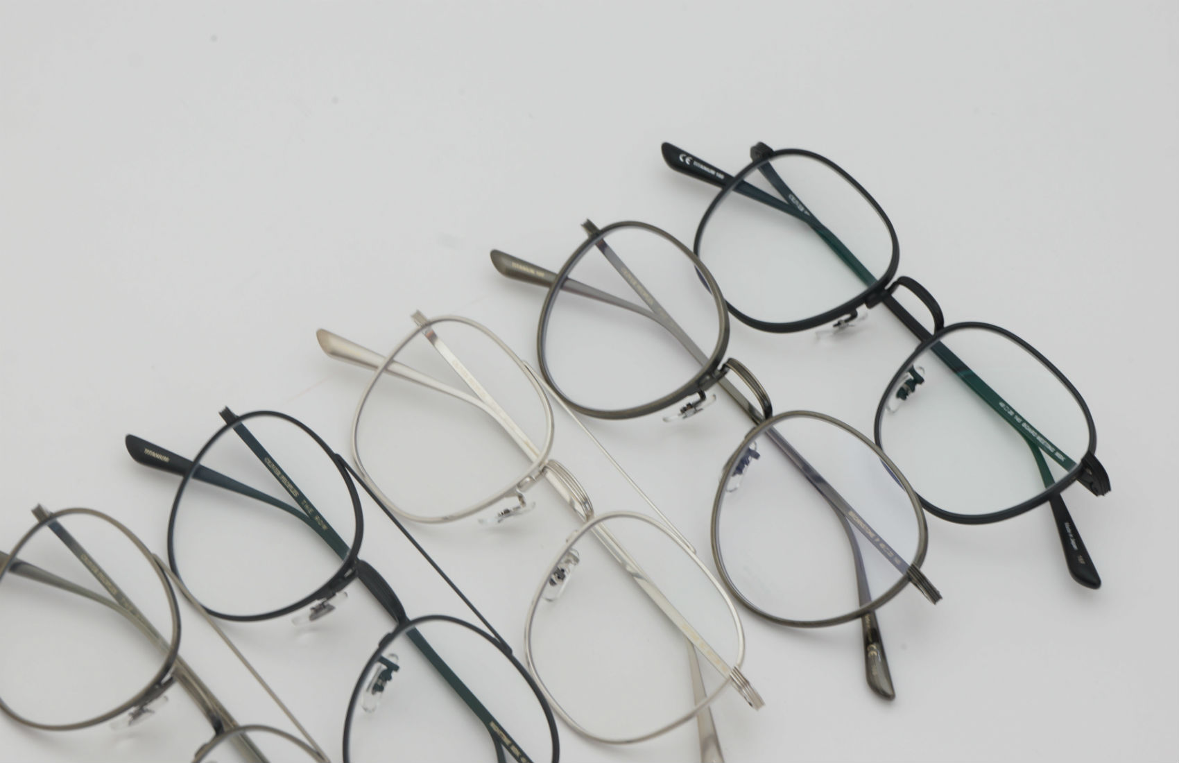 OLIVER PEOPLES×ROW