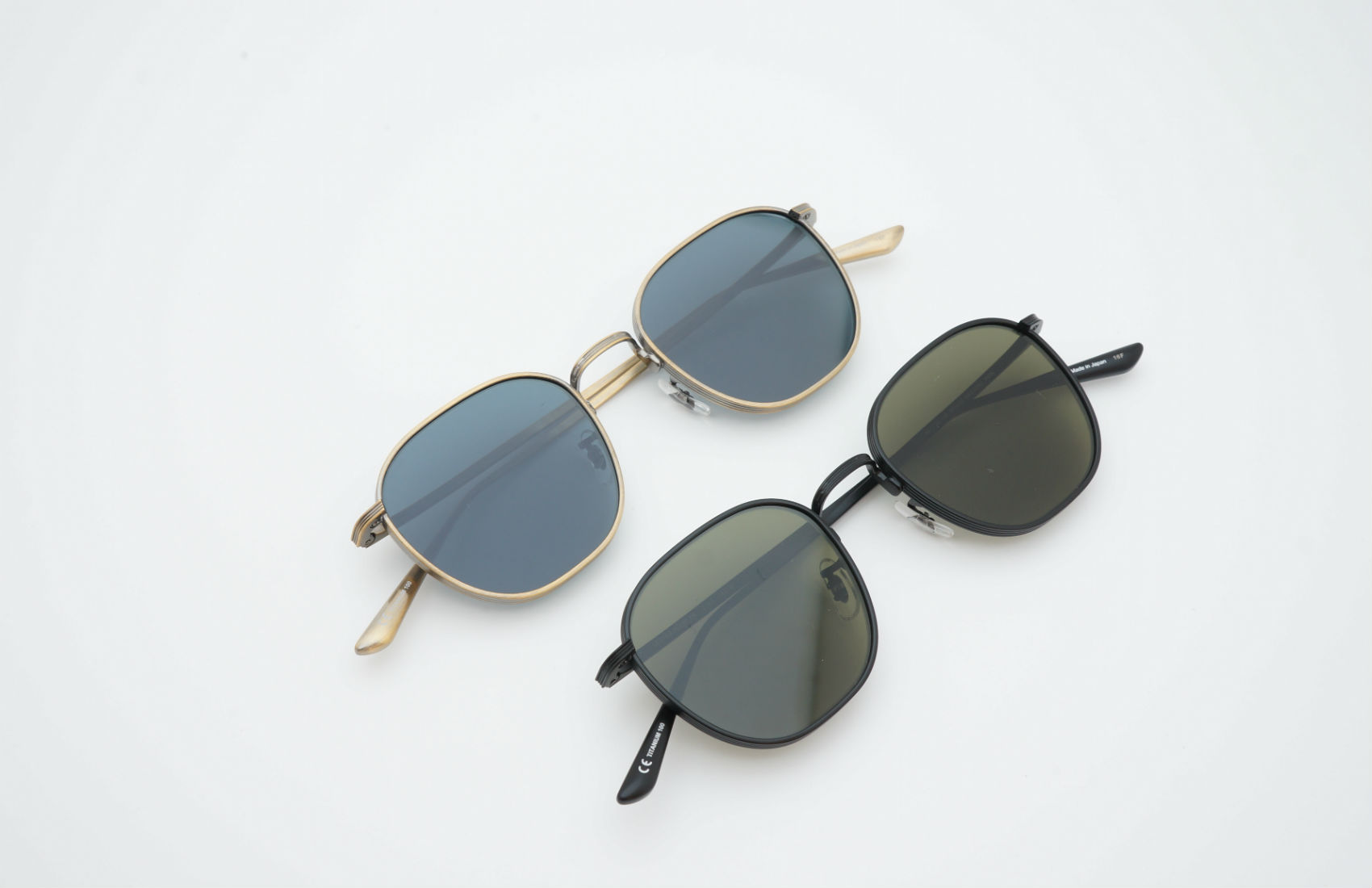 OLIVER PEOPLES × THE ROW セカンドモデル