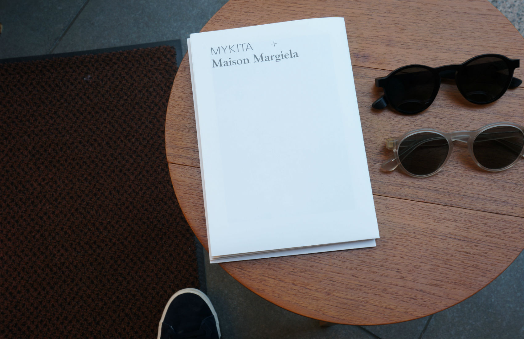MYKITA+Maison Margiela MMRAW002 6