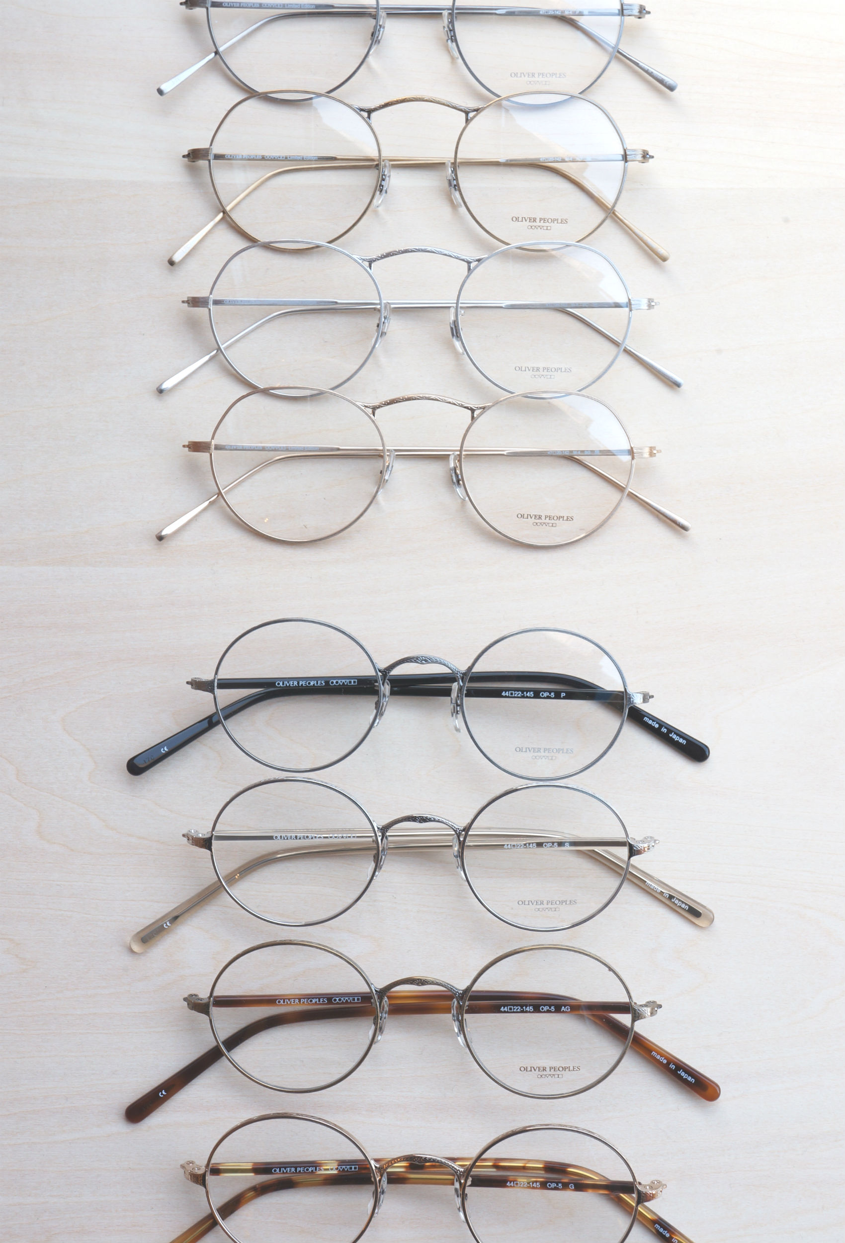 OLIVER PEOPLES OP-5/M-4