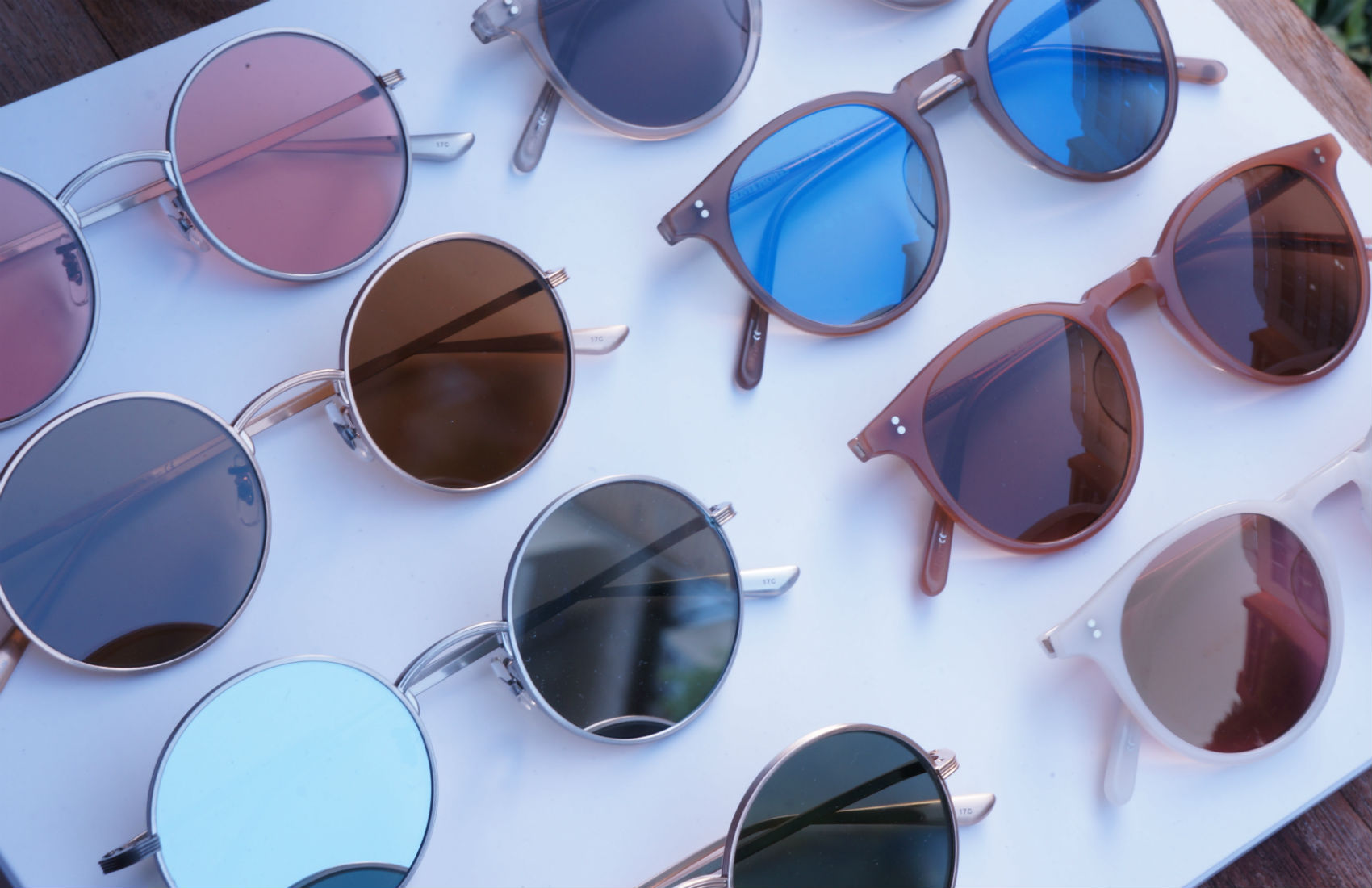 2017 OLIVER PEOPLES THE LOW