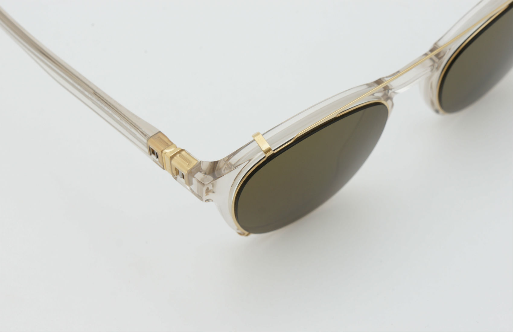 MIKITA GEOFFREY GOLD-CLIP