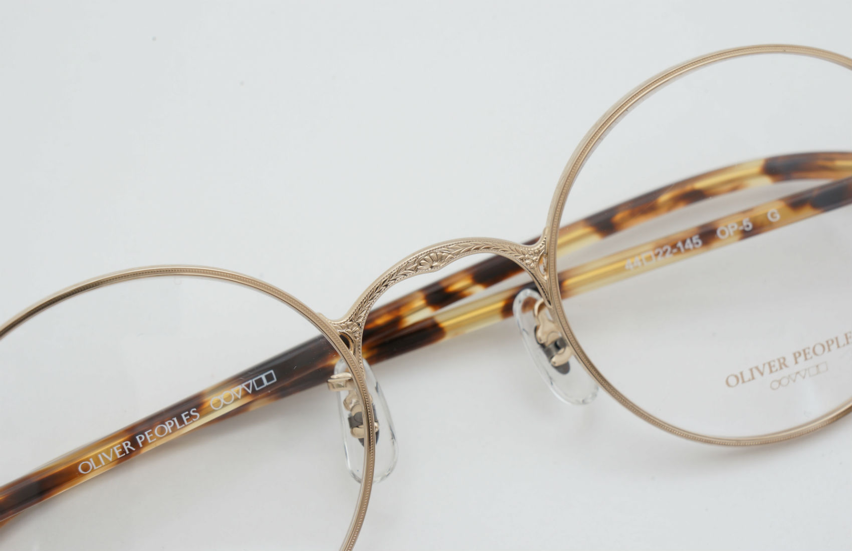 OLIVER PEOPLES OP-5 復刻