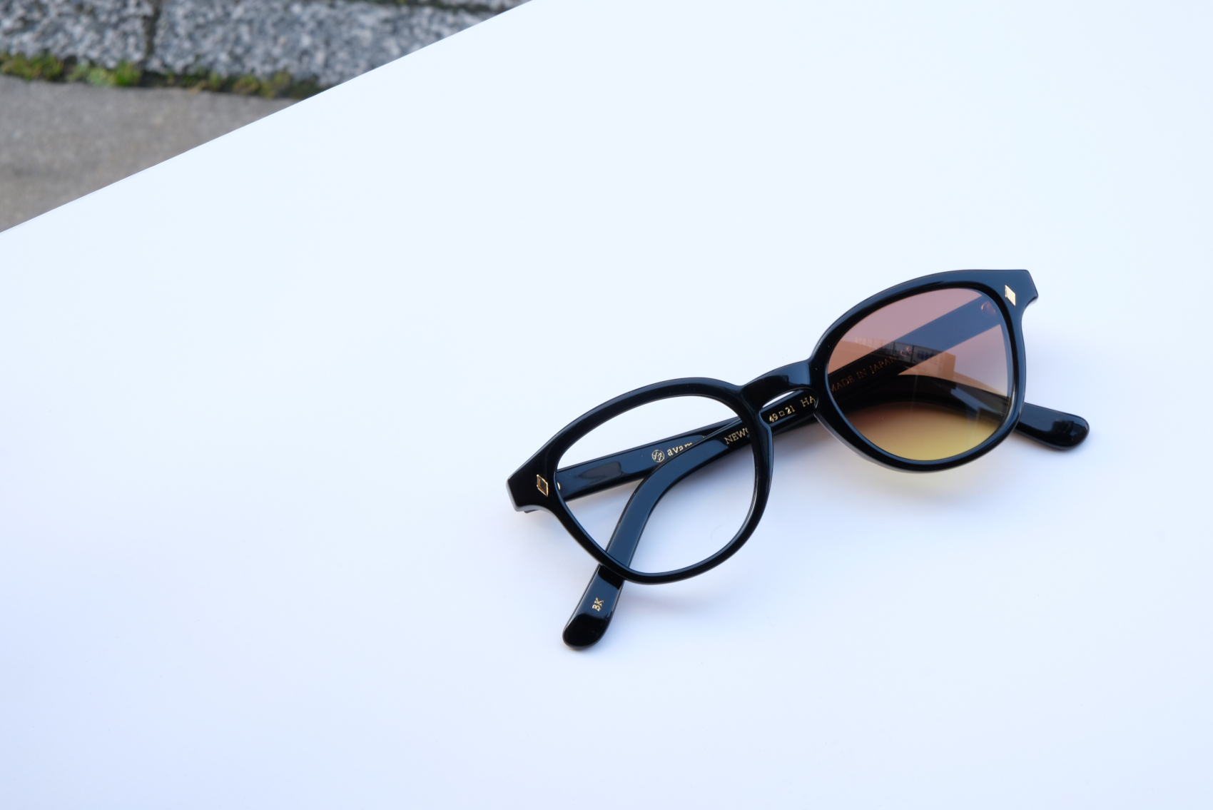 PONMEGANE-ORIGINAL-COLORLENS-BROWN×YELLOW